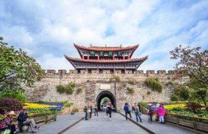 Promo Paket Tour Wisata Liburan Asia China Tibet Shangri La 2020 Murah - AmwindoTourCom - Dali Ancient City