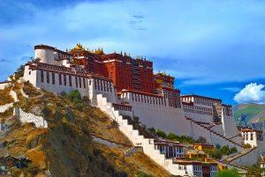 Promo Paket Tour Wisata Liburan Asia China Tibet Shangri La 2020 Murah - AmwindoTourCom - Potala Palace